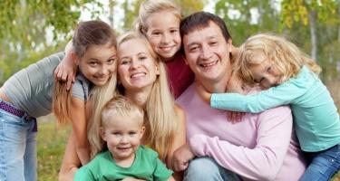 Помощь многодетным семьям!